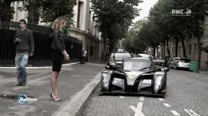 Valérie Bègue dans Top Gear France - 20/07/16 - 01