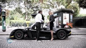 Valérie Bègue dans Top Gear France - 20/07/16 - 04
