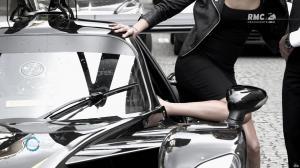 Valérie Bègue dans Top Gear France - 20/07/16 - 05
