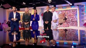 Ayem Nour et Emilie Picch dans le Mad Mag - 20/09/17 - 01