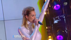 Camille Lou dans Touche pas à mon Poste - 25/09/17 - 08