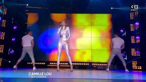 Camille Lou dans Touche pas à mon Poste - 25/09/17 - 11