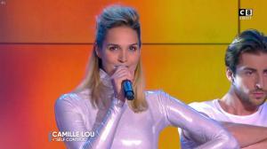 Camille Lou dans Touche pas à mon Poste - 25/09/17 - 14