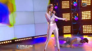 Camille Lou dans Touche pas à mon Poste - 25/09/17 - 16