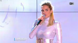 Camille Lou dans Touche pas à mon Poste - 25/09/17 - 19