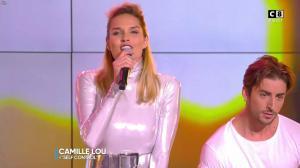 Camille Lou dans Touche pas à mon Poste - 25/09/17 - 20