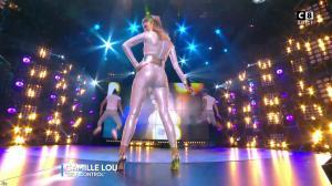 Camille Lou dans Touche pas à mon Poste - 25/09/17 - 42