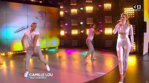 Camille Lou dans Touche pas à mon Poste - 25/09/17 - 44