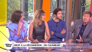 Caroline Ithurbide dans William à Midi - 27/09/17 - 07