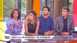 Caroline Ithurbide dans William à Midi - 27/09/17 - 08