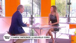 Caroline Ithurbide dans William à Midi - 27/09/17 - 09