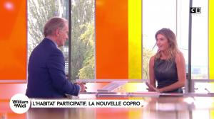 Caroline Ithurbide dans William à Midi - 27/09/17 - 10
