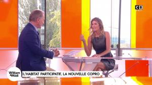 Caroline Ithurbide dans William à Midi - 27/09/17 - 13