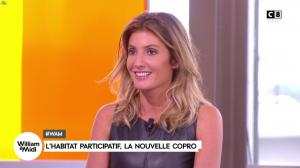Caroline Ithurbide dans William à Midi - 27/09/17 - 14