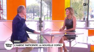 Caroline Ithurbide dans William à Midi - 27/09/17 - 16