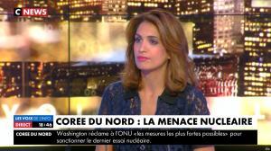Sonia Mabrouk dans les Voix de l'Info - 04/09/17 - 08