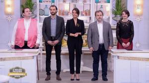 Audrey Gellet dans le Meilleur Pâtissier - 11/06/18 - 01