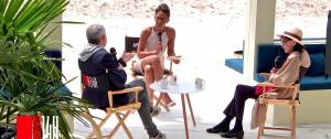Audrey Pulvar dans Cannes 14h - 15/05/18 - 02