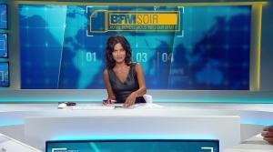 Aurélie Casse dans BFM Soir - 02/08/18 - 04
