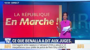 Aurélie Casse dans le Journal du Soir - 01/08/18 - 02