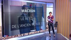 Bénédicte Le Chatelier dans le Brunch de l'Info - 09/09/18 - 04