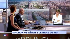 Benedicte Le Chatelier dans le Brunch de l'Info - 15/09/18 - 14