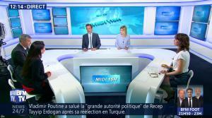 Candice Mahout dans le Midi-15h - 25/06/18 - 01
