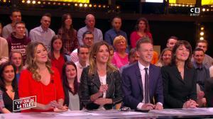 Caroline Ithurbide dans c'est Que de la Télé - 01/03/18 - 01