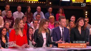 Caroline Ithurbide dans c'est Que de la Télé - 01/03/18 - 03