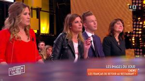 Caroline Ithurbide dans c'est Que de la Télé - 01/03/18 - 04