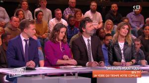 Caroline Ithurbide dans c'est Que de la Télé - 02/02/18 - 01