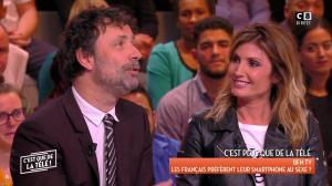 Caroline Ithurbide dans c'est Que de la Télé - 02/02/18 - 04