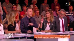 Caroline Ithurbide dans c'est Que de la Télé - 04/06/18 - 04