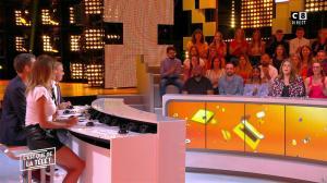 Caroline Ithurbide dans c'est Que de la Télé - 11/09/18 - 01