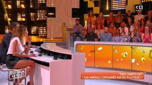 Caroline Ithurbide dans c'est Que de la Télé - 11/09/18 - 11