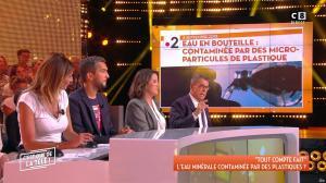 Caroline Ithurbide dans c'est Que de la Télé - 11/09/18 - 13