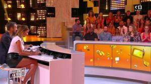 Caroline Ithurbide dans c'est Que de la Télé - 11/09/18 - 14