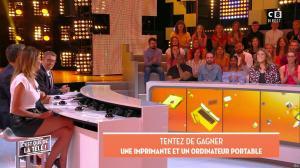 Caroline Ithurbide dans c'est Que de la Télé - 11/09/18 - 15