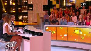 Caroline Ithurbide dans c'est Que de la Télé - 11/09/18 - 17