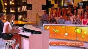 Caroline Ithurbide dans c'est Que de la Télé - 11/09/18 - 18