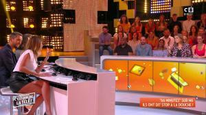 Caroline Ithurbide dans c'est Que de la Télé - 11/09/18 - 19
