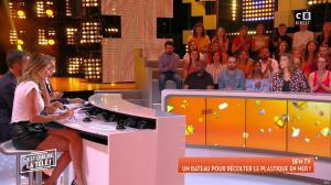 Caroline Ithurbide dans c'est Que de la Télé - 11/09/18 - 21