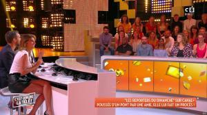 Caroline Ithurbide dans c'est Que de la Télé - 11/09/18 - 22
