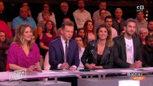 Caroline Ithurbide dans c'est Que de la Télé - 12/03/18 - 01
