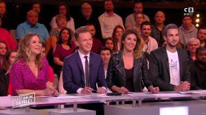 Caroline Ithurbide dans c'est Que de la Télé - 12/03/18 - 02