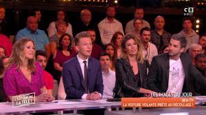Caroline Ithurbide dans c'est Que de la Télé - 12/03/18 - 03