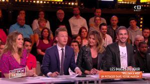 Caroline Ithurbide dans c'est Que de la Télé - 12/03/18 - 04