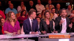 Caroline Ithurbide dans c'est Que de la Télé - 12/03/18 - 05