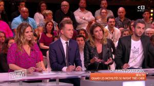 Caroline Ithurbide dans c'est Que de la Télé - 12/03/18 - 06