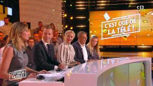 Caroline Ithurbide dans c'est Que de la Télé - 14/09/18 - 02